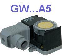 GGW Дифференциальный датчик-реле давления газа и воздуха